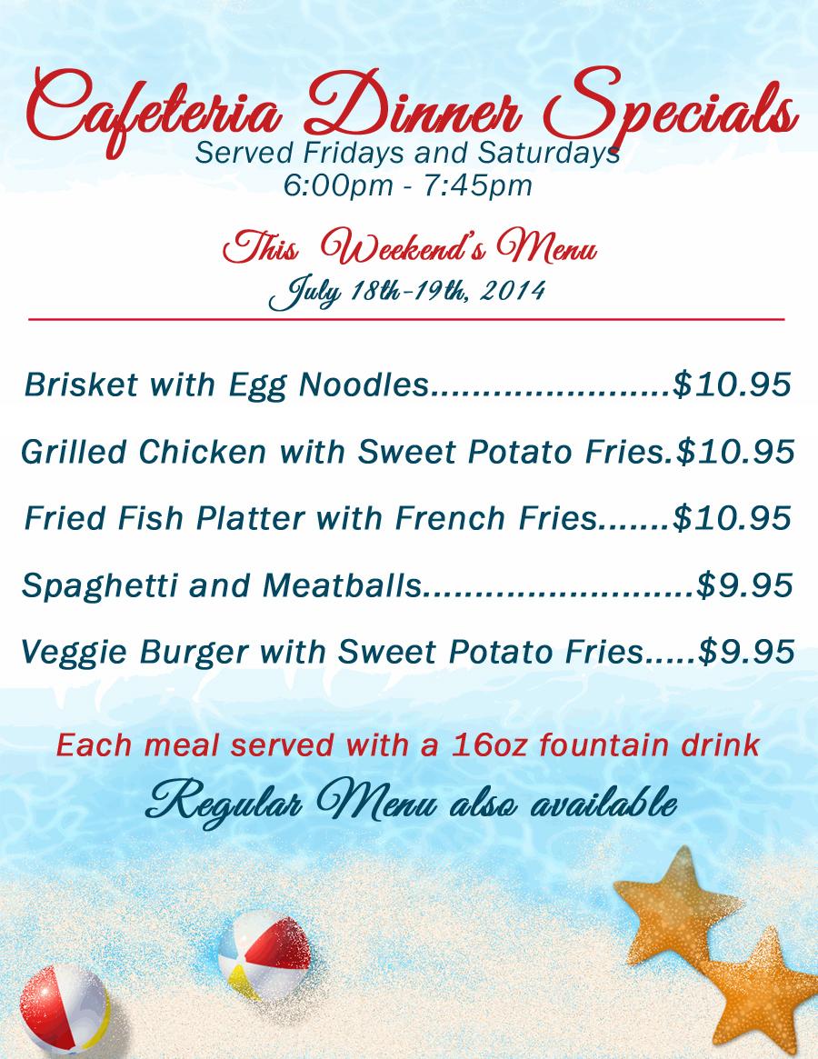 cafe-dinner-specials-2014