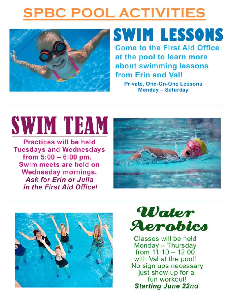 pool-activities